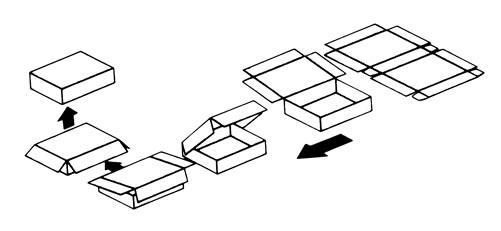 T-system-Carton-Flow